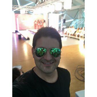 Ray-Ban RB3025 112/P9 polarizált zöld tükrös lencsés Aviator napszemüveg